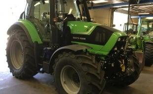 Traktorer 4 wd: Deutz-Fahr Agrotron 6150P